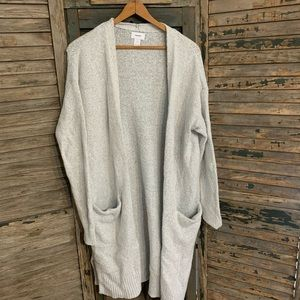 Old Navy Long Thick Cardigan